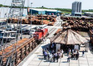 Solines eröffnet einen neuen eigenen Bahnhof für den Transport von Rohren und Stahl