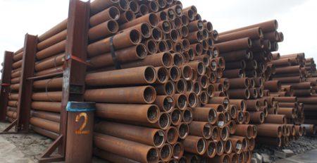 260 to 229,0 x 11,1 mm in der Stahlqualität S235