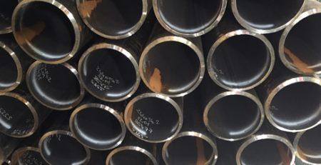 60 to 244,5 x 14,2 mm in der Stahlqualität S355